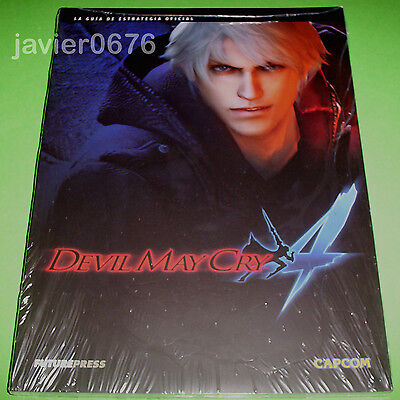 Devil May Cry 4 - La Guia De Estrategia Oficial Nueva Y Precintada Future Press