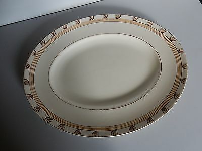 Large Meat Plate or Platter, John Maddock & Sons