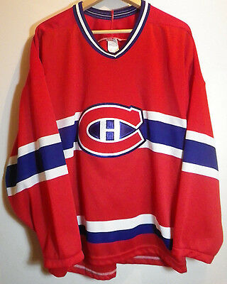 Maillot Jersey Hockey - Patrick ROY # 33 - Montreal Canadiens - CCM Size L