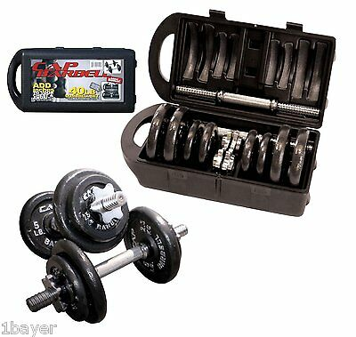 CAP Barbell Fitness Gym Yoga Exercise Weight Room Training Muscle Dumbbell Set