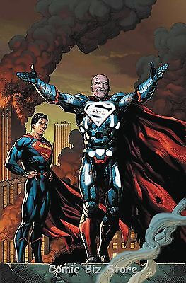 Action Comics #967 (2016) 1St Print Variant Cover Superman Dc Universe Rebirth