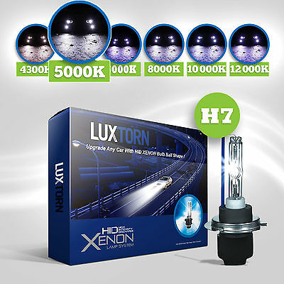 Hid Kit 5000K Megane Renault Main Beam Bright Xenon Headlight Fast Dispatch