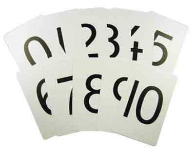 Number Cards 0 to 10 , maths educational flash cards