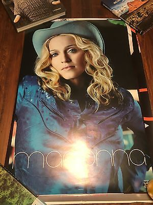 Madonna Music Promo Poster for Record Stores