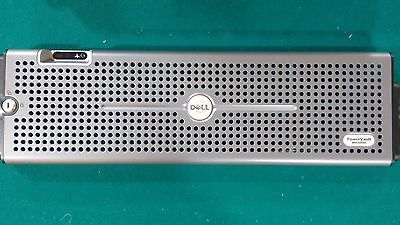 Dell PowerVault MD3000i SAN Disk Array SAS iSCSI Factory Reset No Password 13Tb