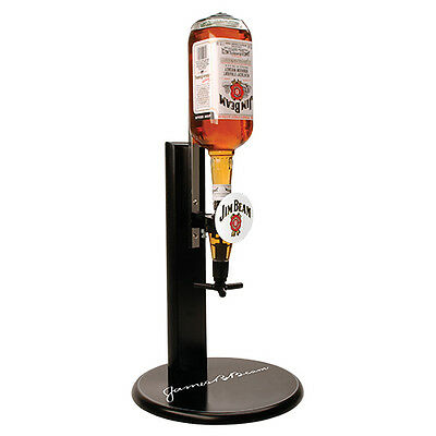 Jim Beam Bourbon SINGLE Bar Spirit Shot Dispenser Liquor Christmas Gift JB450B