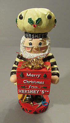 "Hershey's Collectibles 1998 Kurt Adler ""Merry Christmas"" Baker Figurine"