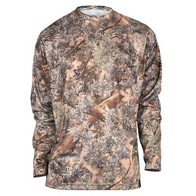 King's Camo KC1 Hunter Long Sleeve Shirt Desert Shadow KC187-DS