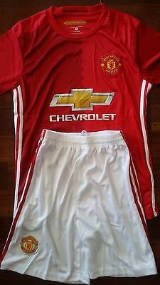 Manchester United F.C. Jersey SET (Red)