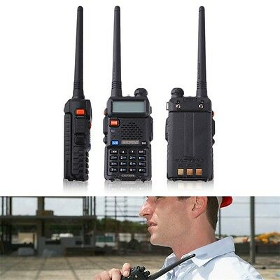 UV-5R 136-174 /400-520MHz DTMF CTCSS Dual Band Two Way Radio Walkie Talkies E6