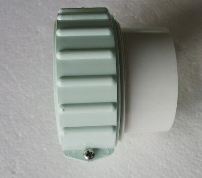 "heater parts 2"" inch split uion Fit balboa,lx heater ,PVC 2"" Spa heater Union"