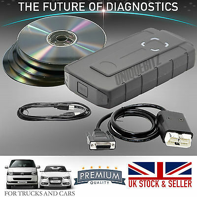 BLUETOOTH 2016 CAR TRUCK DIAGNOSTIC OBD SCANNER SOFTWAR UNIVERSAL TOOL Of FUTURE