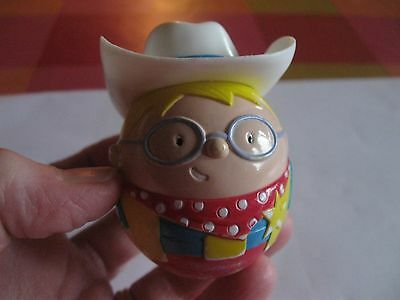 Milky Bar Weeble Limited Edition in Good Condition