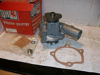 New Quinton Hazell Qcp 977 Water Pump Chrysler Alpine Simca With Gasket