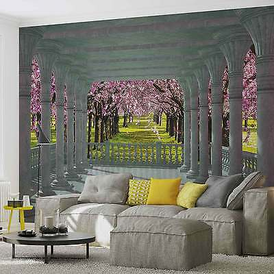 WALL MURAL Flowers Forest Nature XXL PHOTO WALLPAPER (1364DC)