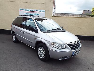 2004 54 Chrysler Voyager 2.8CRD auto LX