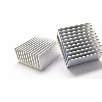 1PC High Quality Aluminum Heat Sink Cooling Fin Radiator Size 40*40*20MM