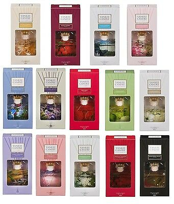 YANKEE CANDLE Signature Reed Diffuser All Fragrances