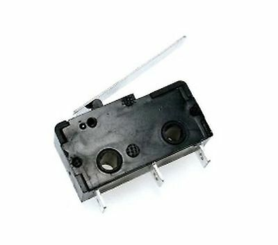 Switch:microswitch with lever SPDT 5A/250VAC ON-(ON)