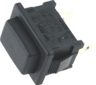 Switch:push-button  OFF-(ON)  nonfixed  2pins  6A/250VAC SPST-NO