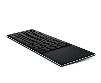 RAPOO E2800P Keyboard, Wireless Touchpad Keyboard, 5 GHz, 82 Tasten, Li-Ion, 10m