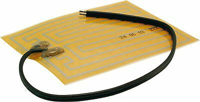 Heater mat 110x77x0.115mm Electr.connect:250mm wires 12W