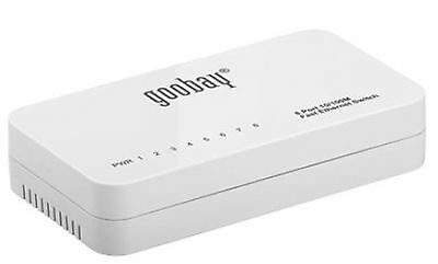 Network Switch, Fast Ethernet Switch, 8 Port
