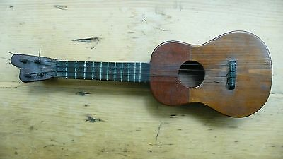 Very Early Antique Ukulele
