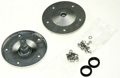 Drum flang 480110100802 WHIRLPOOL with 5holes for 6203 Bearing, set with screws
