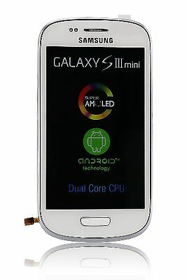 Samsung GT-I9300 Galaxy S3 LCD Screen and Touch, white