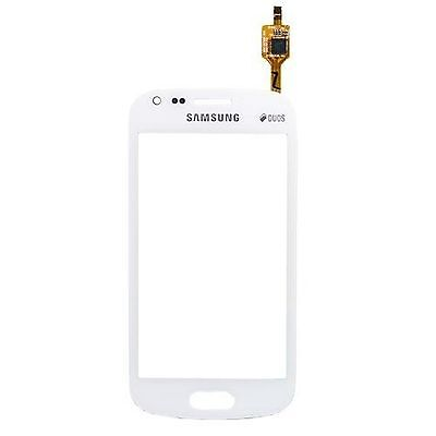 Samsung GT-S7562 Galaxy S Duos Touch Screen Digitizer, white