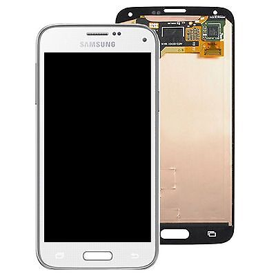 Samsung SM-G800F Galaxy S5 Mini LCD and touch panel repair kit, white