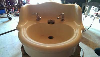 Antique sink J. L. Mott