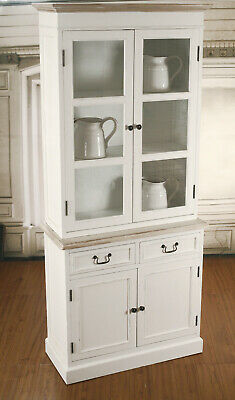 Kitchen Dresser French Provincial Display Unit Buffet and Hutch BRAND NEW