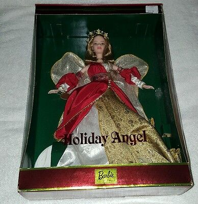 Brand New 2000 Holiday Angel Barbie Collector Edition