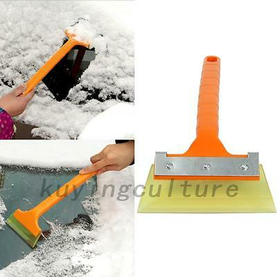 Portable Car Vehicle Snow Ice Scraper Snow Brush Shovel Removal For Winter New