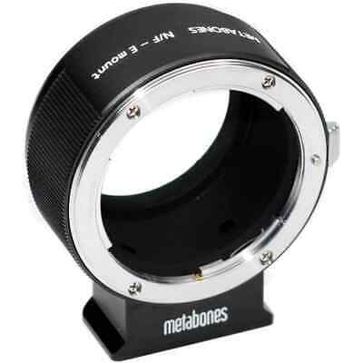 Metabones Nikon F to E-mount Adaptor    (MB_NF-E-BT2)   MB-017