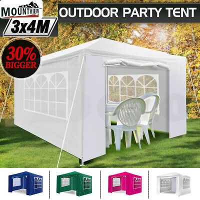 NEW 3x4 GAZEBO PARTY TENT EVENT MARQUEE AWNING OUTDOOR PAVILION CANOPY