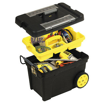 Stanley STA192902 Professional Mobile Tool Box Chest on Wheels 1-92-902 New
