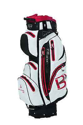 Bennington Cartbag WFO - waterproof air - Farbe: black/white/red, Neuheit !