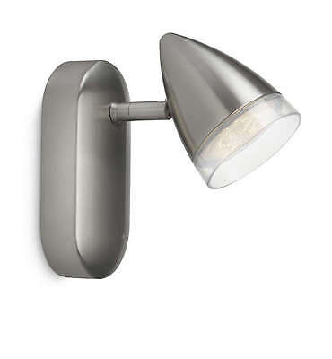 Philips myLiving Maple Spot Light Aluminium 3W LED Equivalent to  34W