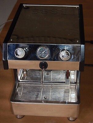 Fracino Classic 1 Group Coffee Machine Stainless Steel VES