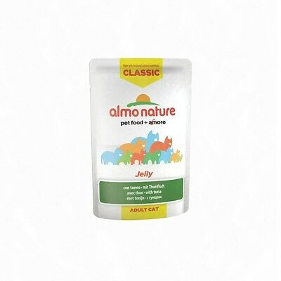 Almo Nature Cat Classic mit Thunfisch  55 g.