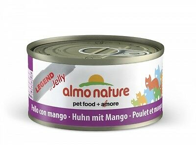 Almo Nature Cat Legend Huhn und Mango 70 g • EUR 6,79