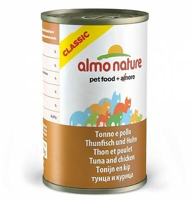 Almo Nature Classic - Thunfisch & Huhn 140g