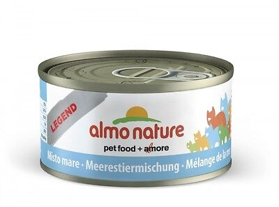 Almo Nature Legend - Meerestieremischung 70g
