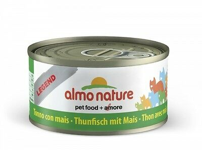 Almo Nature Legend Thunfisch mit Mais 70g