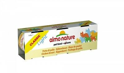 Almo Nature Light Hühnerbrust 3x50g