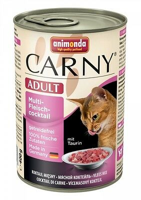 Animonda Cat Dose Carny Adult Multi-Fleischcocktail 400g