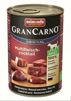 Animonda Dog Dose GranCarno Adult Multi - Fleischcocktail 400g